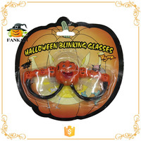 Halloween Blinking Fancy Glasses Frame