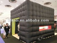Indoor inflatable cube tent,inflatable dome K5004