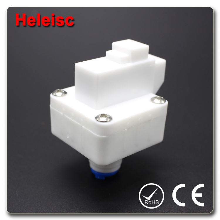 Water dispenser solenoid valve electric water valve center of pressure experiment