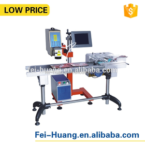 Processing fiber line marking machine for chemical industry and hardware