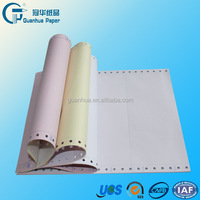 Chinese Supplier hot selling self copy ncr paper in sheet