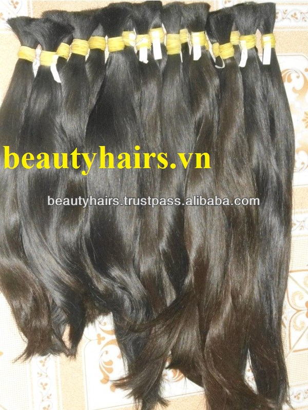 HIGH QUALITY HUMAN HAIR NATURAL STRAIGHT HAIR