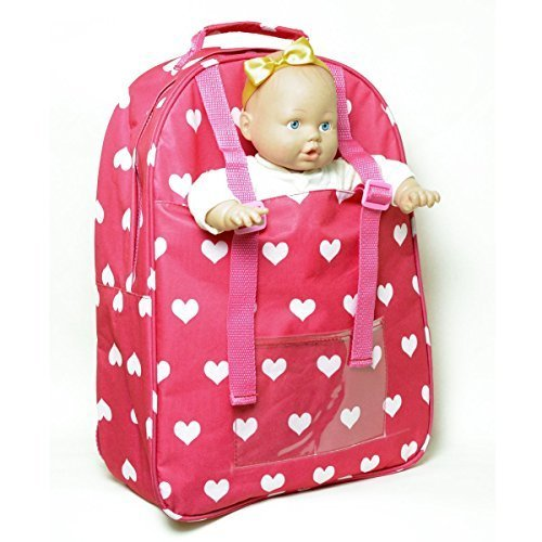 Great Doll Toy Gift Baby Doll Carrier Backpack School Bags