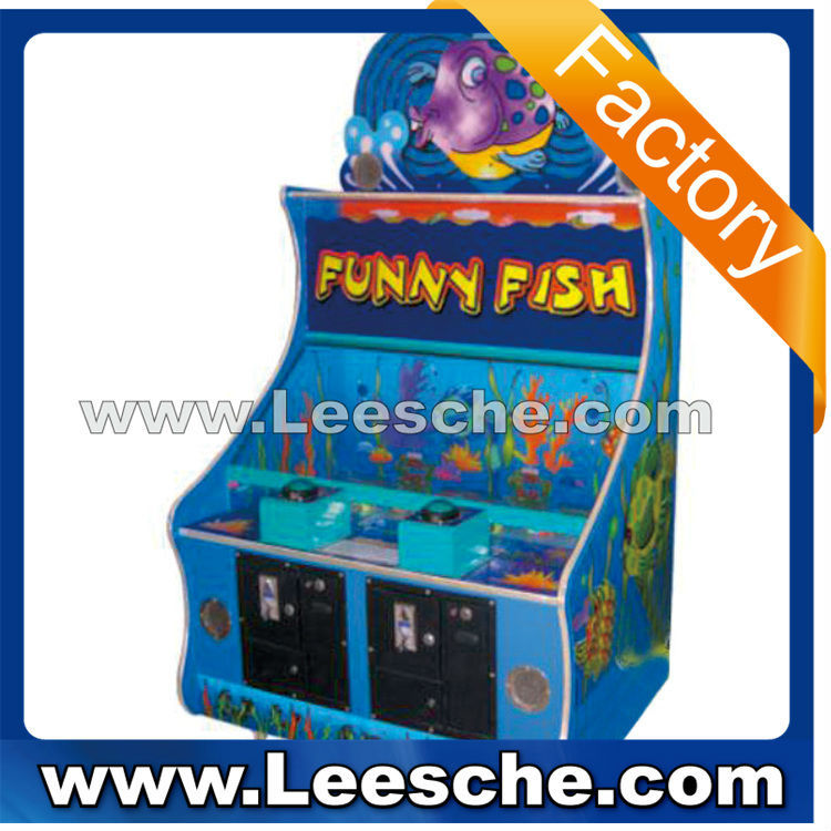 LSJQ-372 good appearance&quality lottery amusement game machine Funny Fish