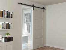 morden design bedroom door wooden slab barn door for sale
