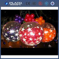 Hot sale inflatable hanging led light balloon /ceiling lighting ballon