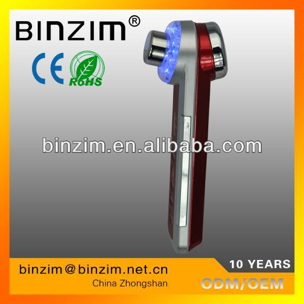 new coming ultrasonic multifunctional cosmetically damaged beauty appliance