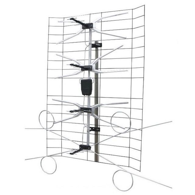 Hot Selling Low Noise Dipole Box Hdtv Mesh Antenna