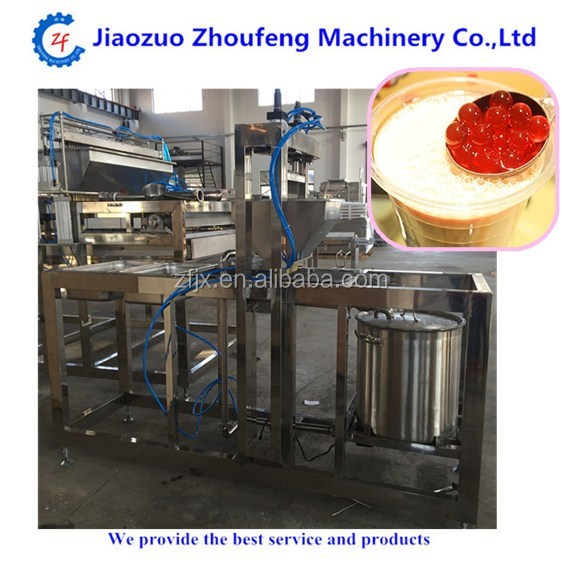 Fruit apple mango popping boba production line (whatsapp +008613782789572)