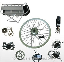 2014 Newly Cheap 24V-48V 150W-1000W Electric Bike Conversion Kits with CE