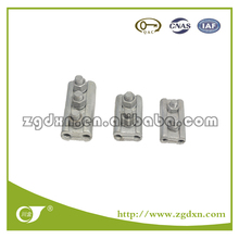 China Supplier Best Selling Aluminium Parallel Groove Clamps for Steel Wire