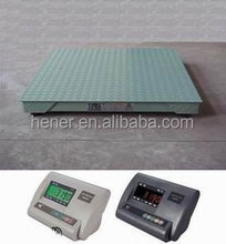 high precision electronic platform scale 2000 kg