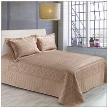 Machine embroidery bed sheets/ classic bed set