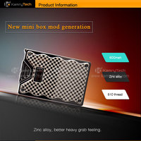 2015 Most compact size e cig box mod kamry Q box huge vapor empty disposable electronic cigarette china wholesale