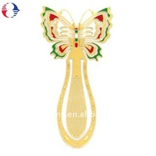 Butterfly Bookmark WIth Clip