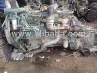 Used Volvo Bus Engine D7B