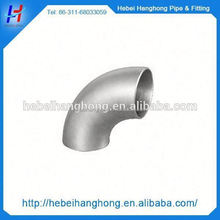 Trade Assurance Supplier seamless 16 inch carbon steel butt welding forged bw pipe elbow pipe fitting dimensions