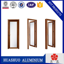 single aluminium top hung window for toilet louver window