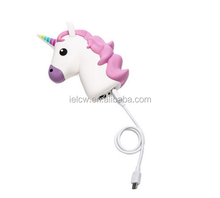 wholesale Cute Emoji Portable Mobile Phone charger 2600mAh Power Bank