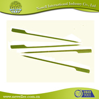 2015 High quality 16 skewers/holes brochette express natural kebab bamboo skewers thailand