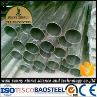 hot sale 2 inch stainless steel pipe price list