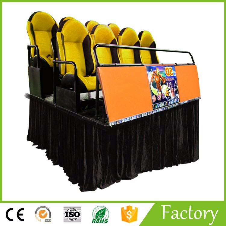 Best Selling Items Low Investment High Profit Business 2 Seat 5D Cinema
