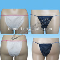 disposable sexy women/man G string