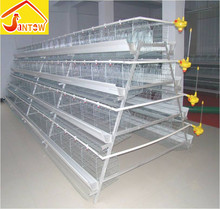 4 tier 120 birds automatic chicken layer cages price battery cage design poultry cages feeding systems for Uganda Ghana farm