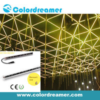 Colordreamer madrix control DMX RGB 3D effect decorative led lights for night bar