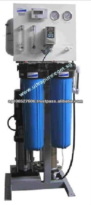 Good Quality Low Power Brackish Water RO Treatment System