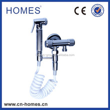 Smarter Fresh Hand Held Attachable bidet,Complete Set for Toilet
