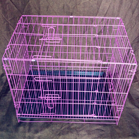 BAIYI Lowes Metal Iron Dog Cages and Crate
