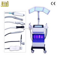 2018 new products water oxygen jumping water jet rejuvenate skin beauty machine/ dry cleaning equipment