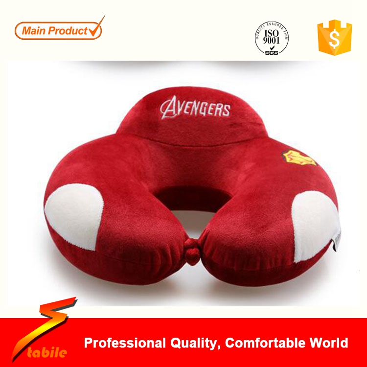STABILE New style comfortable memory foam travel neck pillow