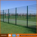 Decorative Powder Coated Garden Fencing