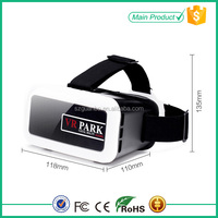 2016 New Vr Box 3d Glasses With Bluetooth Wireless Remote Control