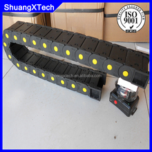 high quality cable drag chain for wire protection