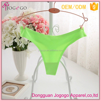 sexy women seamless underwear invisible T back panty girls sweet panties