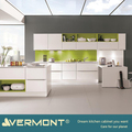 2018 Vermont Hot Selling Good Quality Plywood Kitchen Cabinets With Plywood Carcass