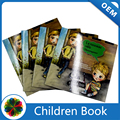 Professional manufacturer custom children softcover book printing