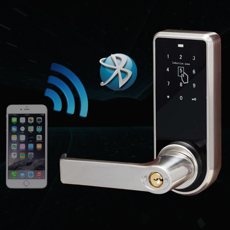 Bon Mobile App Hotel Door Lock With Single Latch Remote Control Function Mobile  Opening Lock   Buy Mobile App Hotel Lock,Mobile Opening Lock,Remote Control  Lock ...