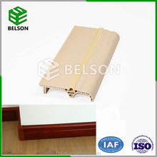 Eco-friendly Wood Plastic Composite Skirting Board