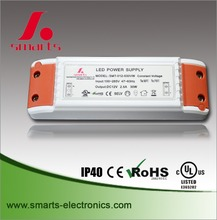 ip20 plastic case constant voltage led driver for led panel lights 12v 3a
