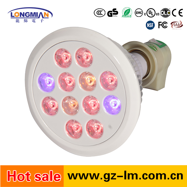 Hot sell 12W 24W E27 Par38 LED grow lighting Hydroponic Led Grow Light Bulb