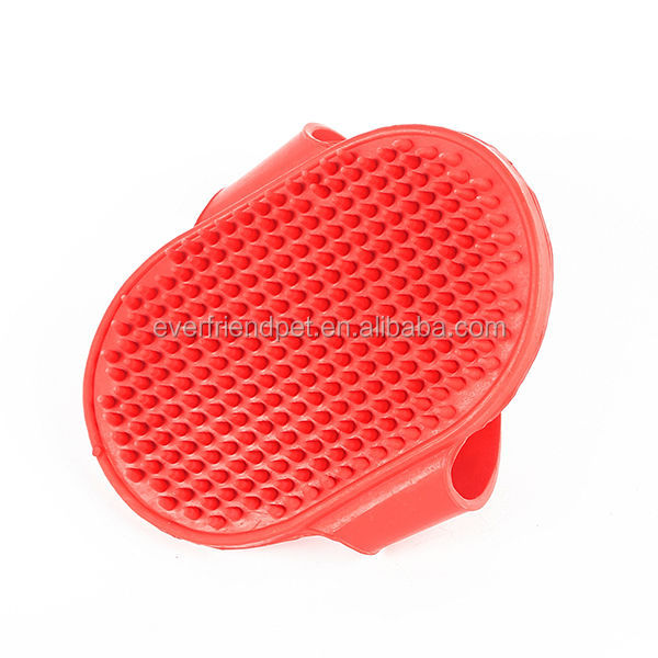 2014 New! Pet Dog Rubber Grooming Brush,Pet and Dog Brush,Silicone Pet Brush