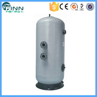 Deep industrial pressure sand filter machine for swimming pool