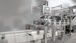 hot sale new designing doypack packing machine for Banana chips