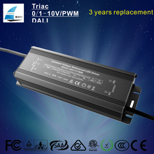 High PFC led driver 50W AC220V to DC 12V 24V ip67 Switching electronic Power Supply with CE UL ROHS approved