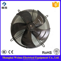 WeiMa YWF4D400S Low Noise High Quality Axial Fans With External Rotor Motor For Evaporator
