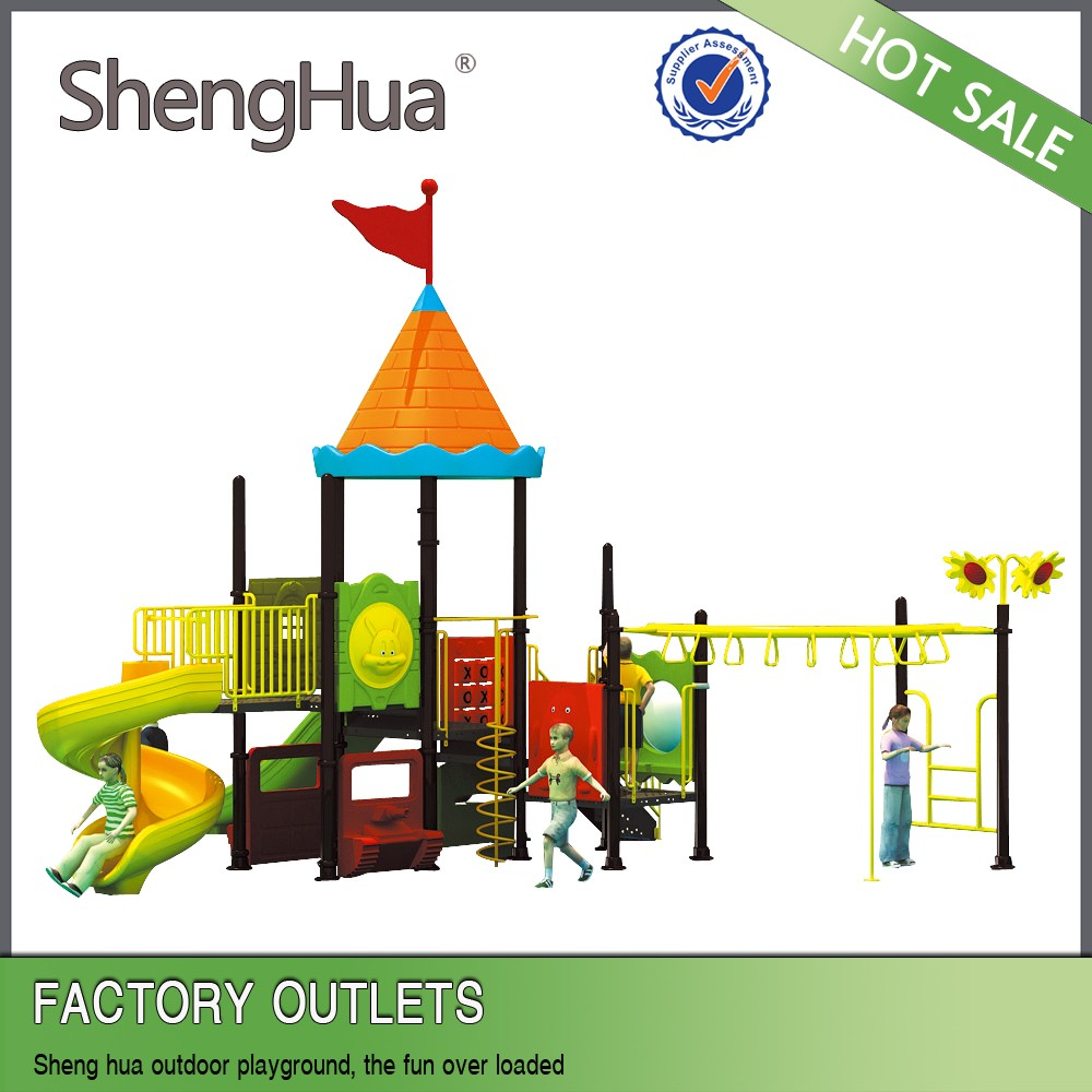 Ali Logistics support mall playground kids outdoor playground